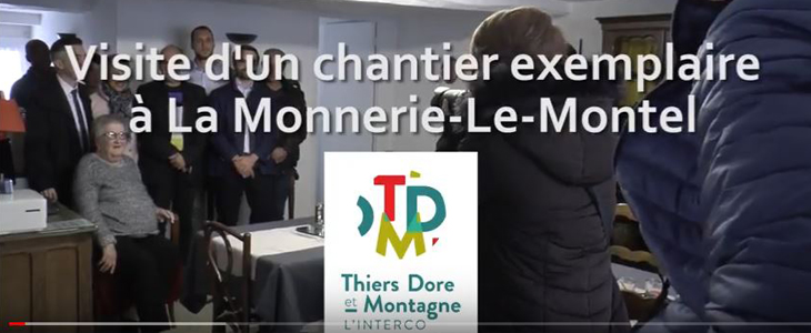 video thiers dore et montagne soliha puy de dome aides maintien à domicile PIG